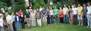Organisation d'un forum ouvert avec l'association Colibris 67