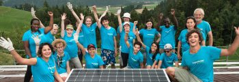 « International Solar Camp » dans la vallée de l'Emmental en Suisse