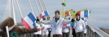 Organisation de la manifestation « Libérons l'energie » avec Greenpeace Strasbourg